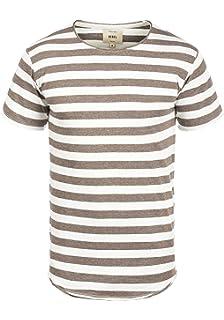 Redefined Rebel Madison Herren T-Shirt Kurzarm Shirt Mit Rundhalsausschnitt