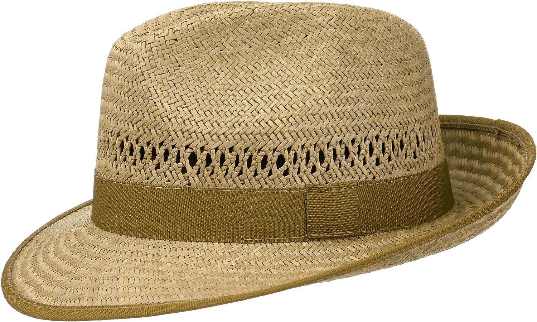 Lipodo Cappello di Paglia Basic Bogart Donna/Uomo - Made ...
