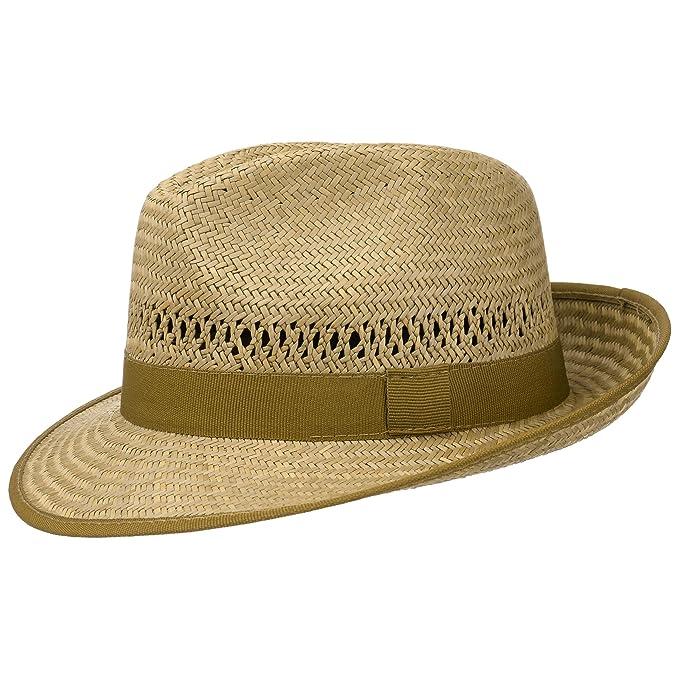 Sombrero de Paja Bogart sombreros de pajasombrero de paja de hombre   Amazon.es  Ropa y accesorios 0cc5dc01a94