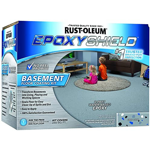 Epoxy Garage Floor Coating Kit: Amazon.com