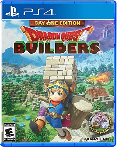 Dragon Quest Builders - PlayStation 4: Amazon.es: Videojuegos
