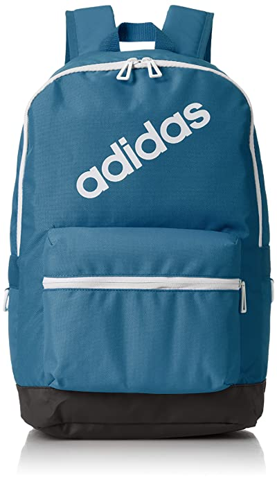 adidas BP Daily, Mochila para Hombre, Azul (Azcere/Negro/Blanco)