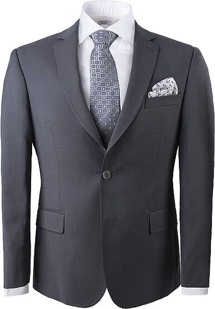 GENTSY Conjunto de corbata y pañuelo para hombre - K32/P35 ...