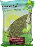 Food to Live Organic Pepitas / Pumpkin Seeds (Raw, No Shell) (12 Pounds)