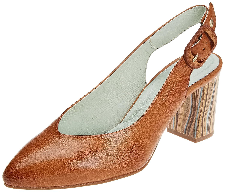 TALLA 38 EU. Pikolinos Salamanca W1s, Zapatos de Talón Abierto para Mujer