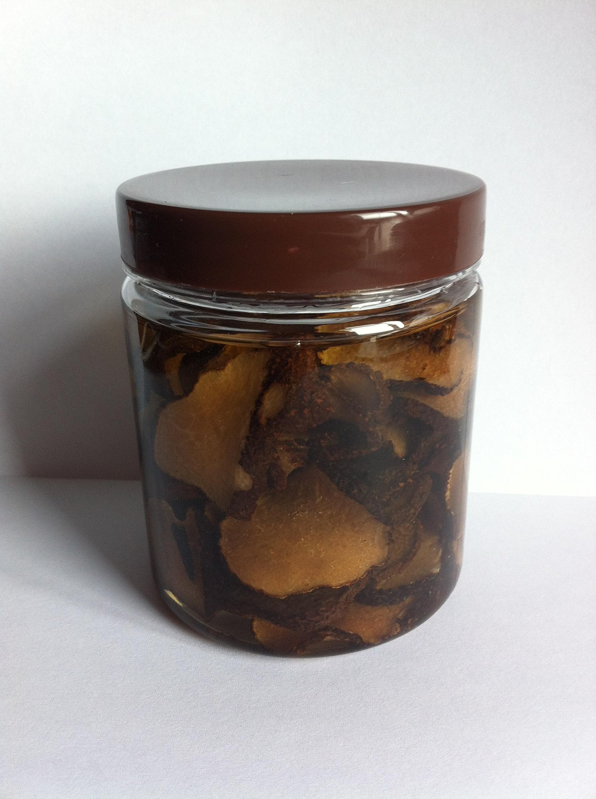 Fresh truffle slices in pure olive oil, Himalayas truffles Grade A 135 grams