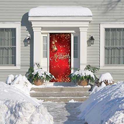 amazon com victory corps outdoor christmas holiday front door