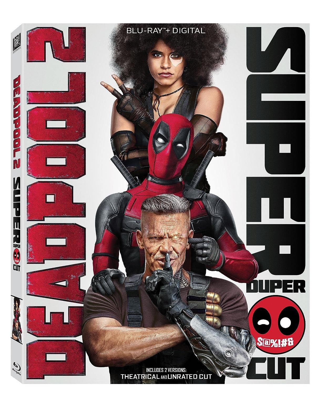 ผลการค้นหารูปภาพสำหรับ Deadpool 2 (2018) bluray