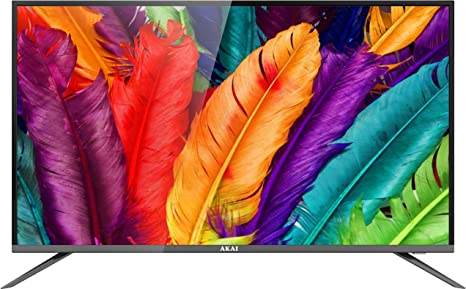 Akai AKTV423 - Televisor Inteligente Android 42 Pulgadas Full HD Smart Android 42 Pulgadas FHD Smart Android, Plateado: Amazon.es: Electrónica