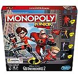 Monopoly - Junior Gli Incredibili 2 (Disney Pixar), E1781103