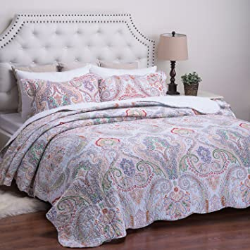 quilt comforter echo collection paisley find of cheap closeout queen vineyard reversible inspiration bedding set
