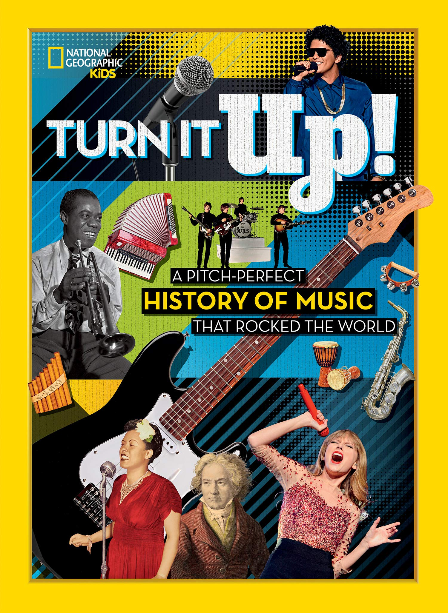 Turn it Up!: A Pitch-Perfect History of Music that Rocked the World