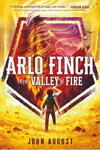Arlo Finch in the Valley of Fire (English Edition) eBook: August ...