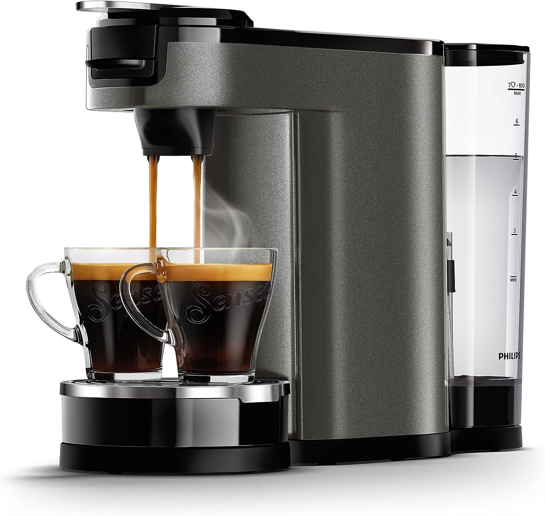Senseo HD6596/51 - Cafetera (Independiente, Máquina de café en ...
