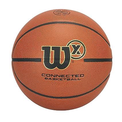 Wilson WX 295 Game Pelota de Baloncesto, Hombre, Naranja, Oficial ...