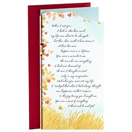 Amazon Hallmark Between You Me Sweetest Day Card Love Of My