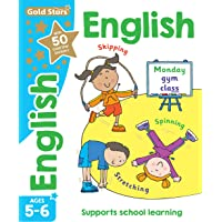 Gold Stars English Ages 5-6: Supports School Learning