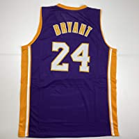 $49 » Unsigned Kobe Bryant #24 Los Angeles LA Purple Custom Stitched Basketball Jersey Size Men's XL New No Brands/Logos