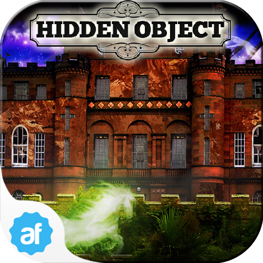 Hidden Object - Trick Or Treat Mansion