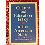 CULTURE and EDUCATION POLICY in the AMERICAN STATES