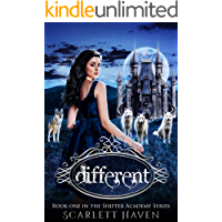 Different (Shifter Academy Book 1) (English Edition)