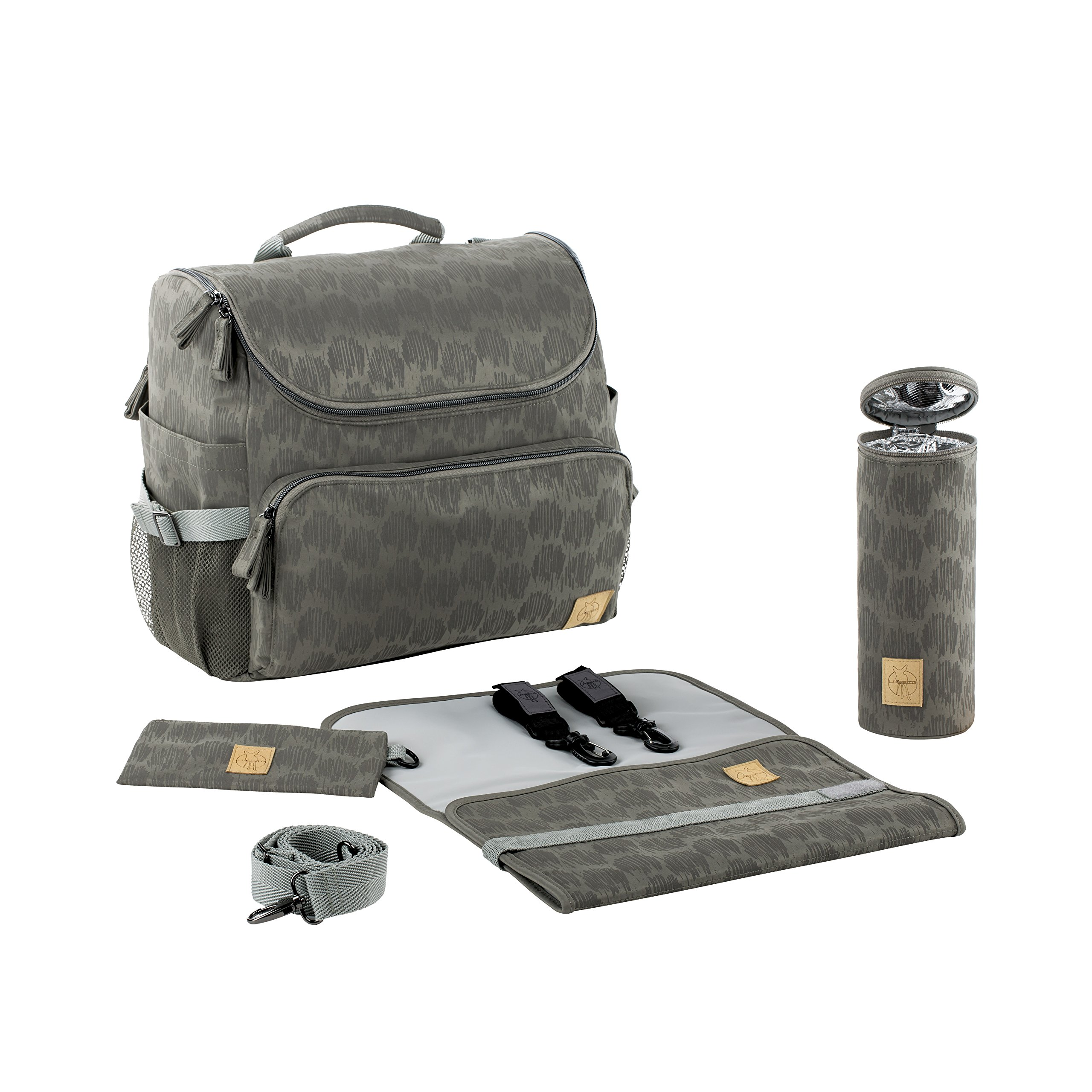 Lassig Casual All a Round Bag Grey
