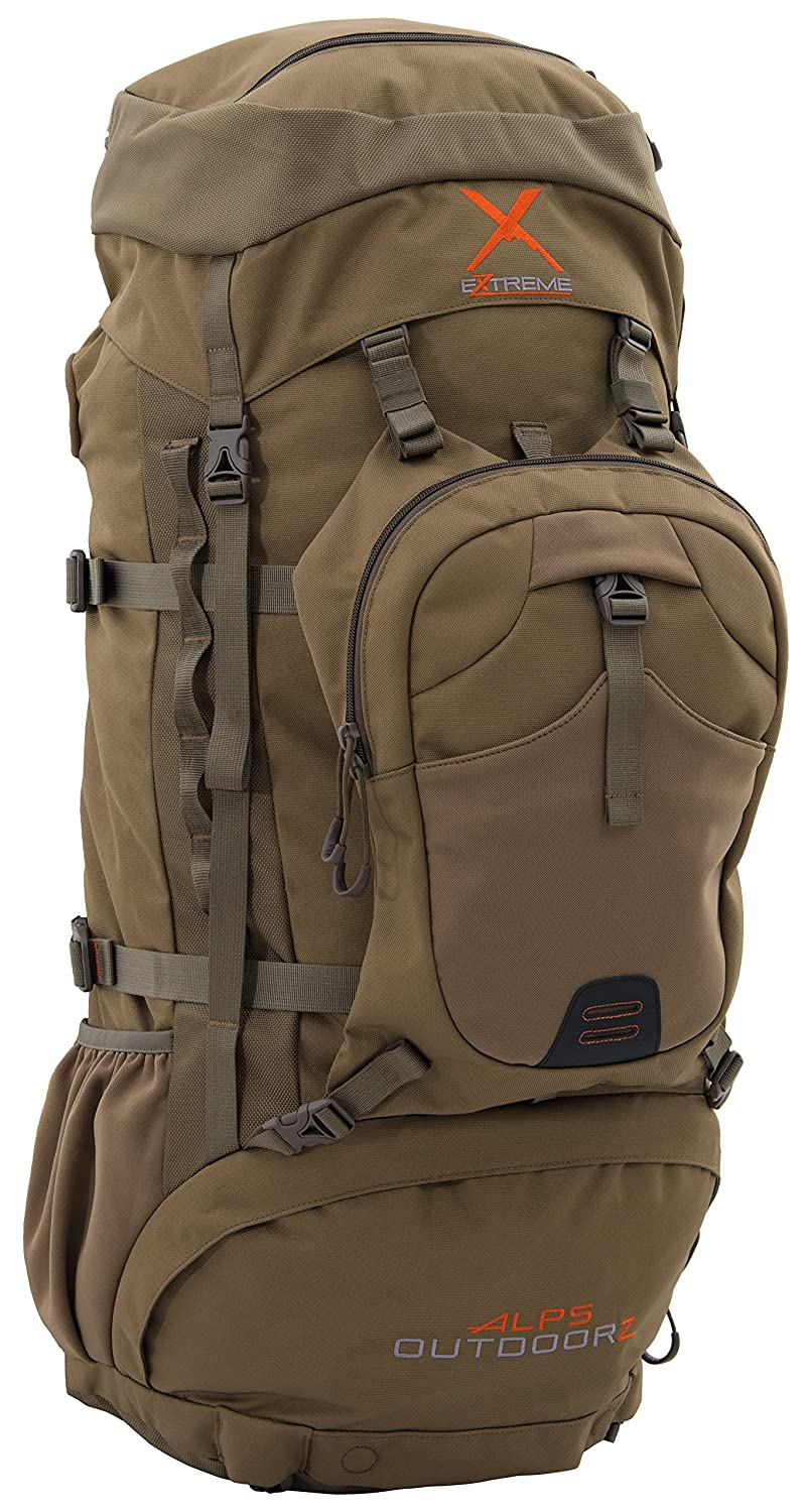 ALPS OutdoorZ Extreme Pack Bag Commander Xフレーム専用 B01CL3J2G6  ブラウン(coyote brown)