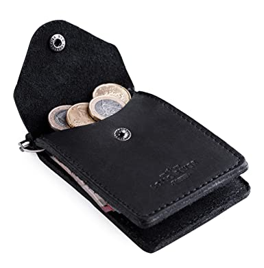 Amazon.com: Cartera delgada minimalista – Clip de billetera ...