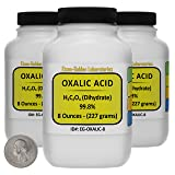 Oxalic Acid [C2H2O4] 99.8% ACS Grade Powder 1.5