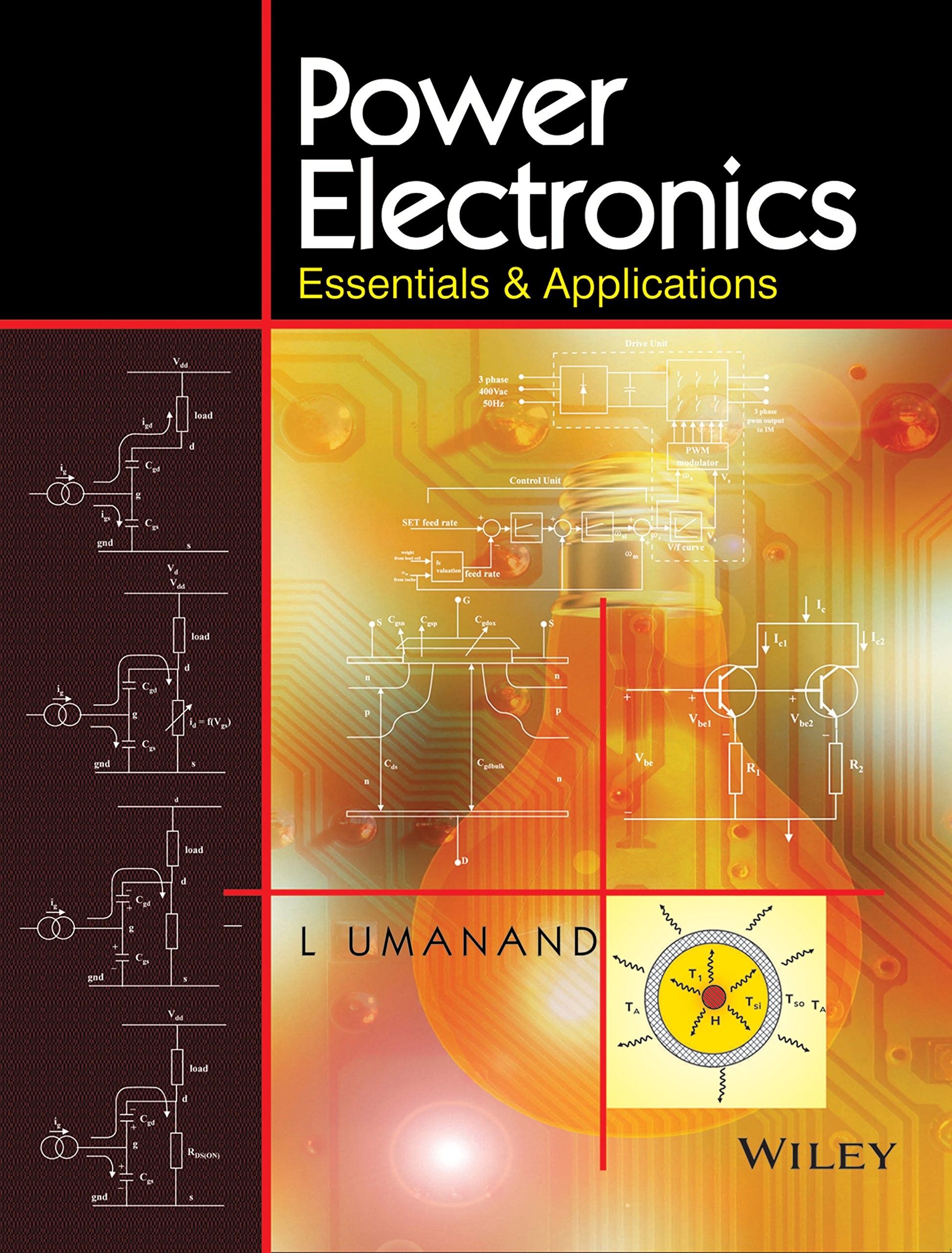 Buy Power Electronics: Essentials & Applications (WIND) Book