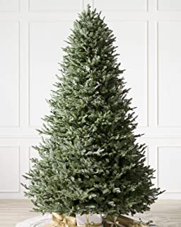 balsam hill bh balsam fir premium artificial christmas tree 65 feet unlit - Blue Spruce Artificial Christmas Tree