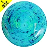 50 Strong Ultimate Frisbee 175 gram Flying Sporting Disc - Best Beach Toy for Kids and Adults - Fun Game for Summer - Made in USA(One Disc)