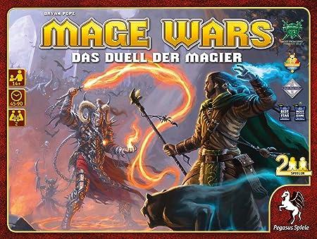 Erweiterung Mage Wars Duell der Magier 2