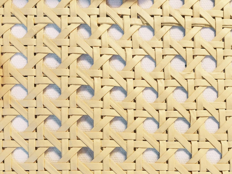 Wiener Geflecht Flechtgewebe aus Peddigschienen natur rattan-petrak 1 lfd Wabengeflecht,natur hell Meter Heizk/örperverkleidung beizbar//lackierbar; in den Breiten 45cm u 45cm breit 60cm