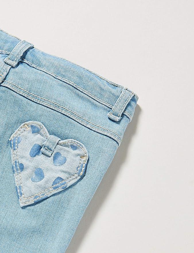 Chicco Pantaloni Lunghi Jeans Denim Stretch Bimbo Beb/és