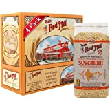 Bob's Red Mill Gluten Free Sweet White Sorghum Grain, 24 Ounce (Pack of 4)