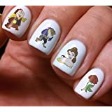 Amazon Nail Art Decals Set 3d Diy Mickey And Minnie Mouse