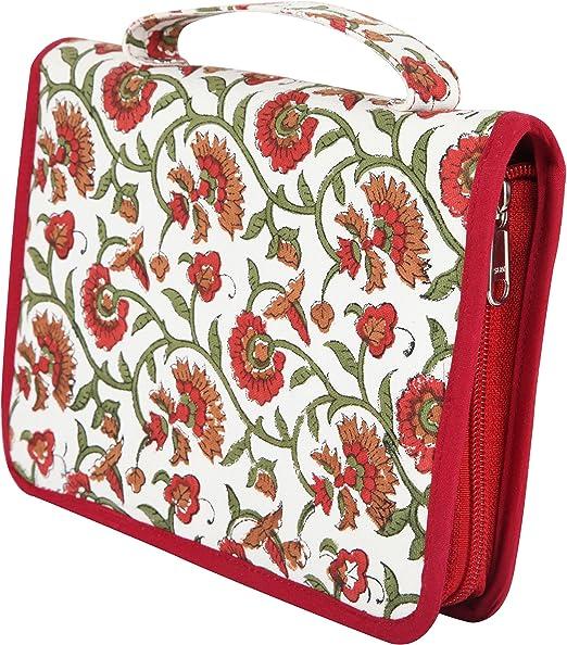 Knit Pro Aspire, Estuche de Agujas Circulares fijas, Tela, Multicolor.: Amazon.es: Hogar