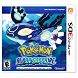 Amazon Price History for:Pokemon Alpha Sapphire - Nintendo 3DS