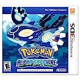 Pokemon Alpha Sapphire - Alpha Sapphire Edition