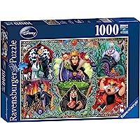 Ravensburger Disney Wicked Women Puzzle 1000Pc