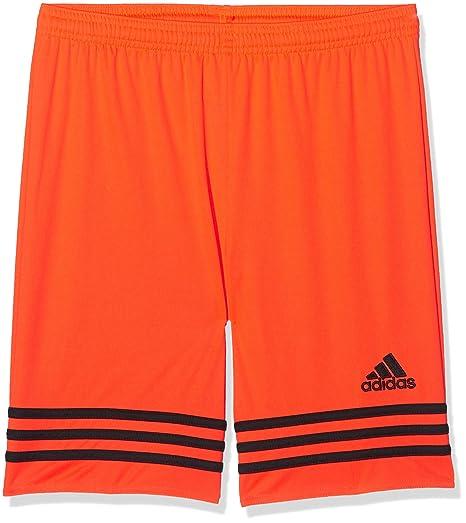 pantaloncini adidas arancio fluo