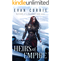 Heirs of Empire (The Scourwind Legacy Book 1) (English Edition)