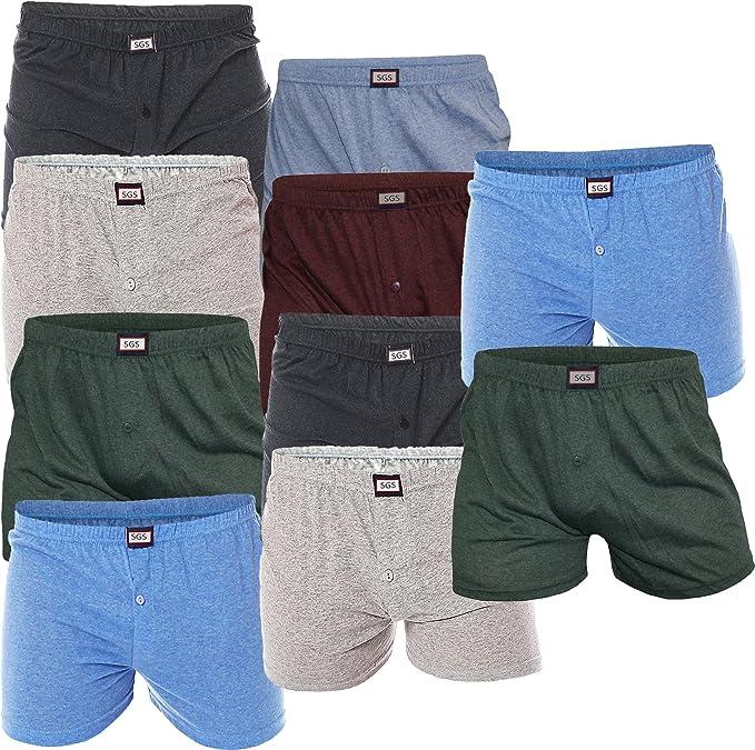 Boxer Shorts Rétro 3er Pack Taille L multicolore