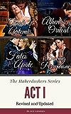 Haberdashers Act I: Box Set of Books 1-4 (Haberdashers Collections Book 1)