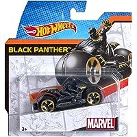 Mattel Hot Wheels djn18–Marvel Moto con Conductores Surtido