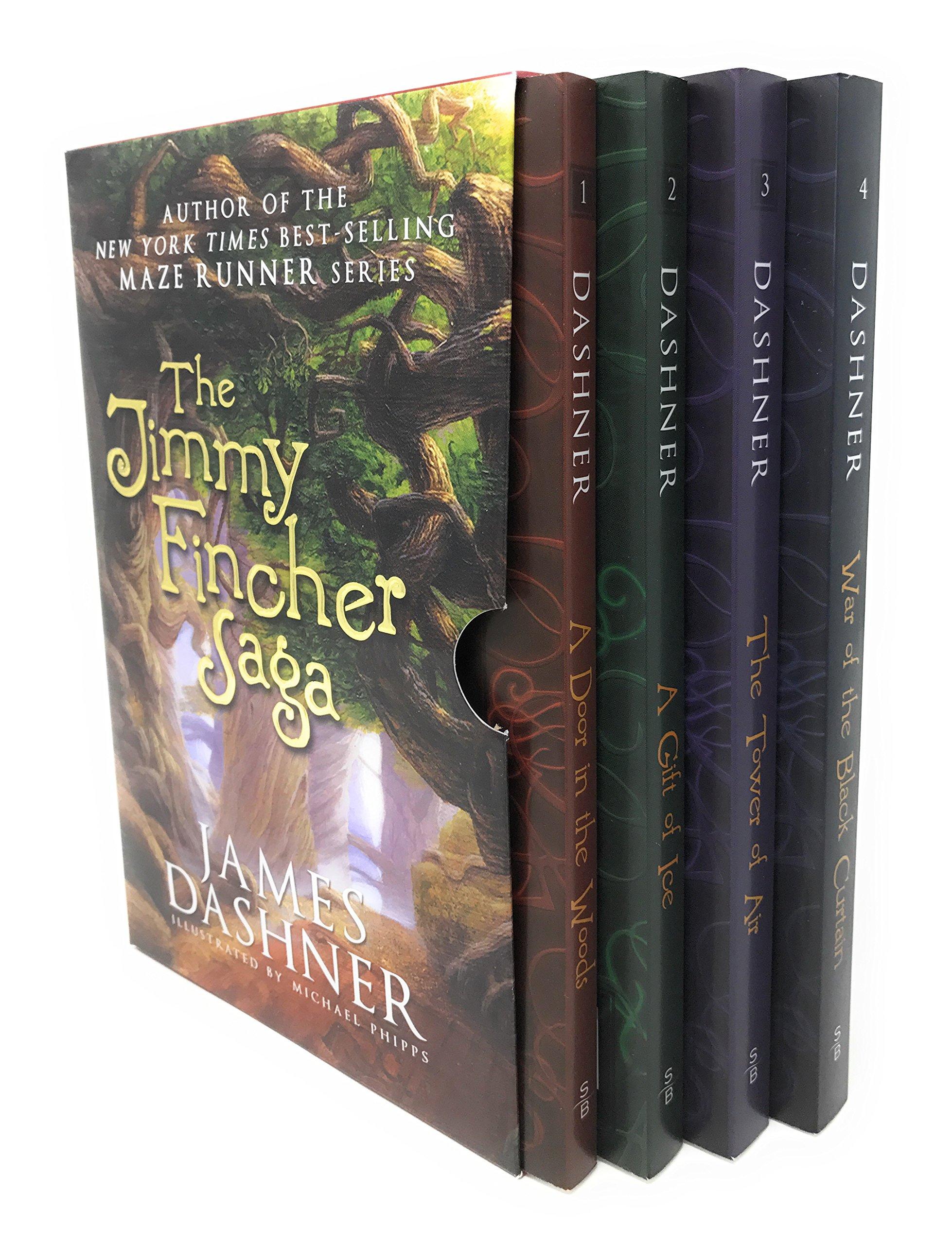 Download Jimmy Fincher Saga Set PDF