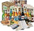 Boxiland - Pack de 12 bières du monde - Livré dans une boîte cadeau - 12 x 0,33 L