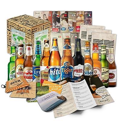 Pack las mejores cervezas del mundo
