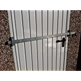 Barre de s curit pour porte r glable de fabrication britannique bricolage - Porte d entree anti effraction ...